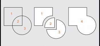 24. ग्राफिक डिझाईनमधील अॅडव्हान्स शेपिंग : (Advance Shaping) :